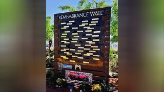 Remembrance wall - Healing Garden.jpg