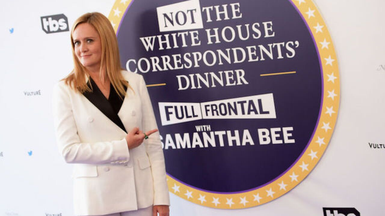 Samantha Bee: There isn't a 'smug liberal problem'