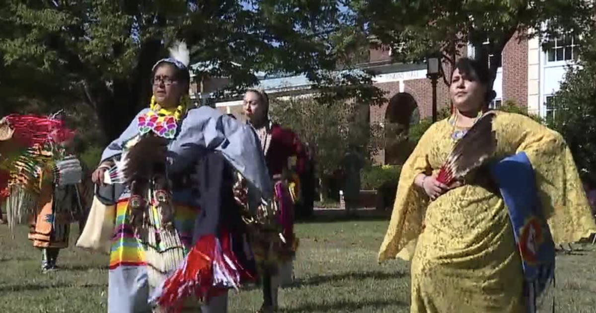 Johns Hopkins University celebrates Indigenous Peoples Day