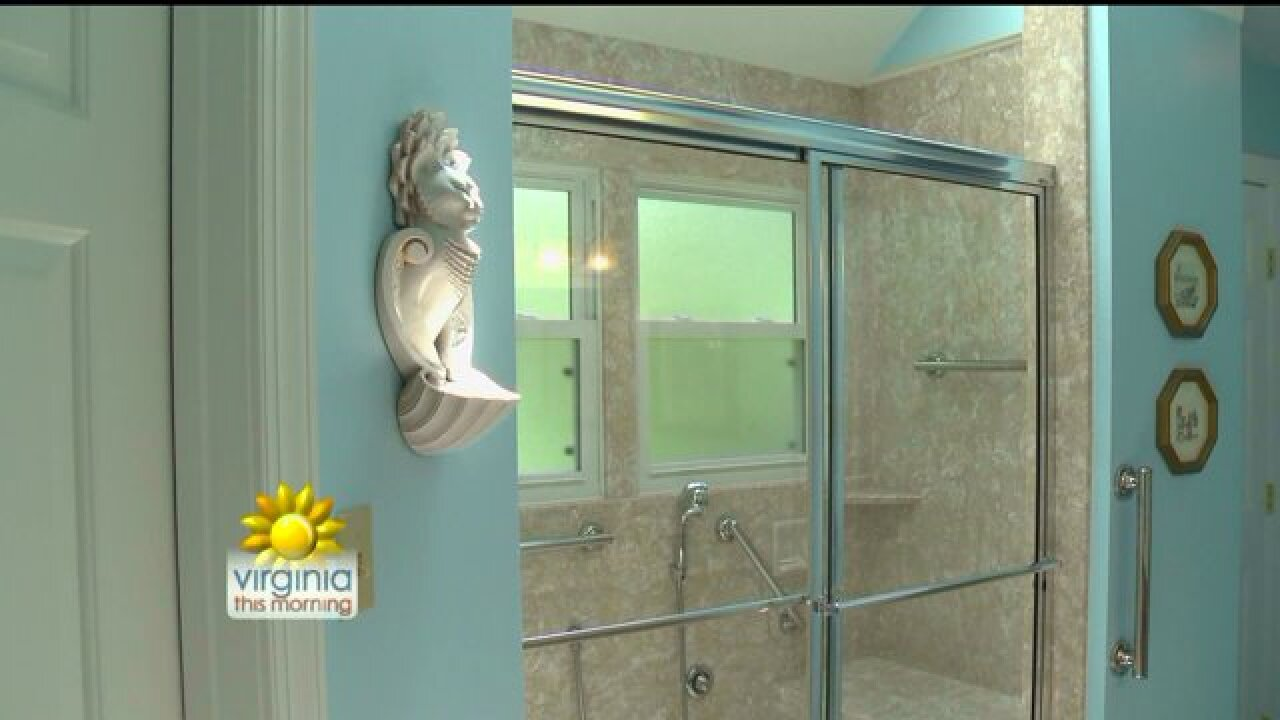 Make your bathroom remodel a snap with the help of Mr. Fix It