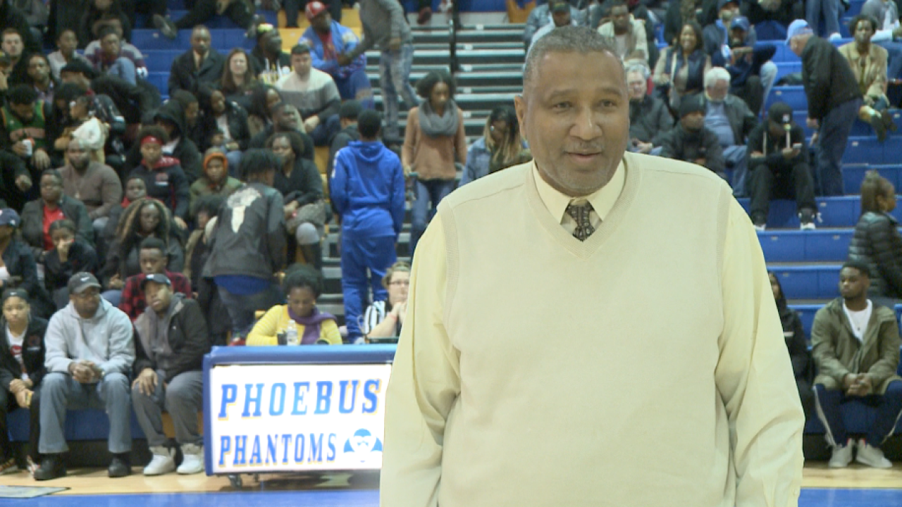 Phoebus names basketball court after Hampton native Boo Williams