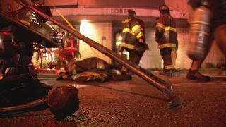 Fire displaces 130+ residents of Belcourt Park Apartments