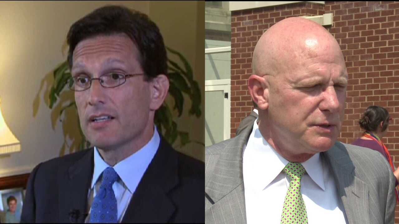 Eric Cantor and Wayne Powell to hold debate
