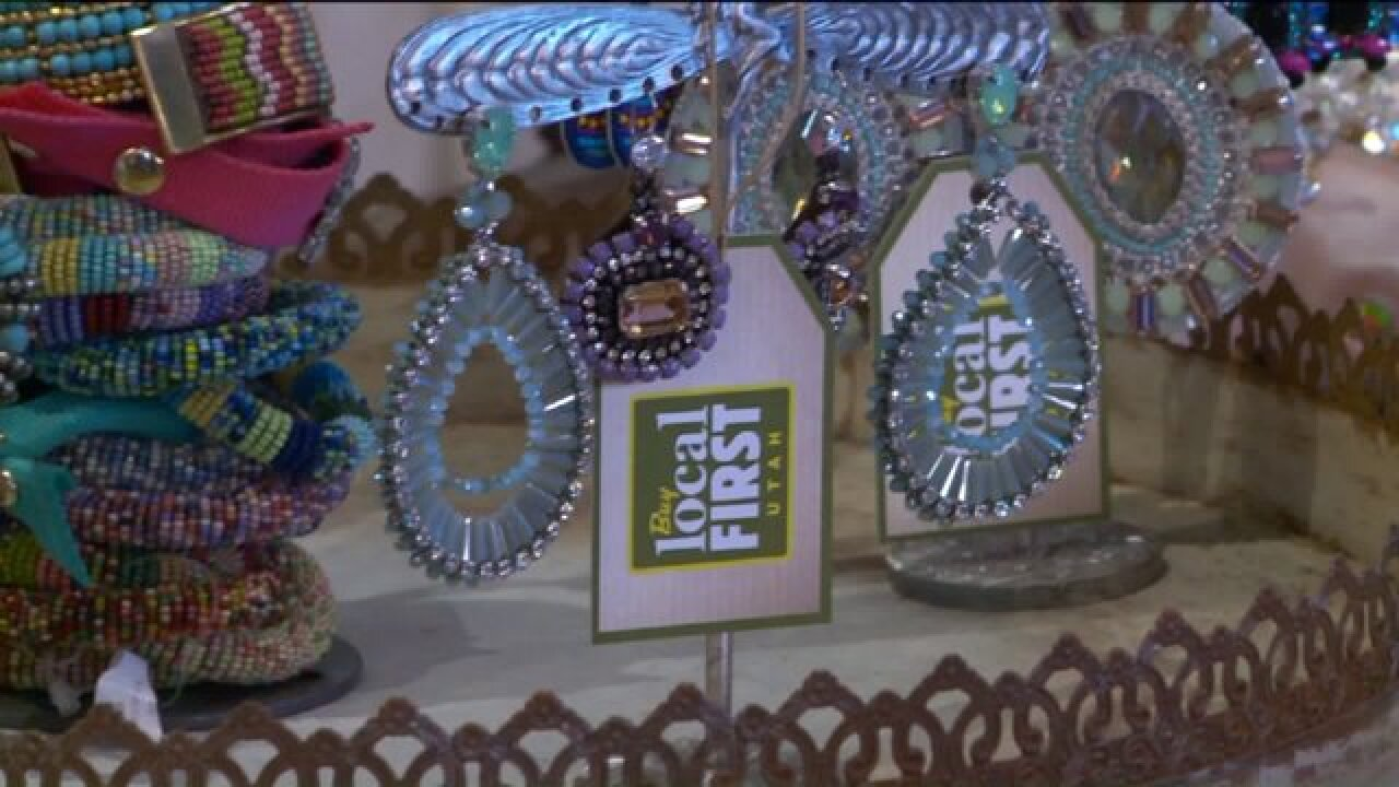 'Shift your Spending' campaign urges Utahns to buylocal