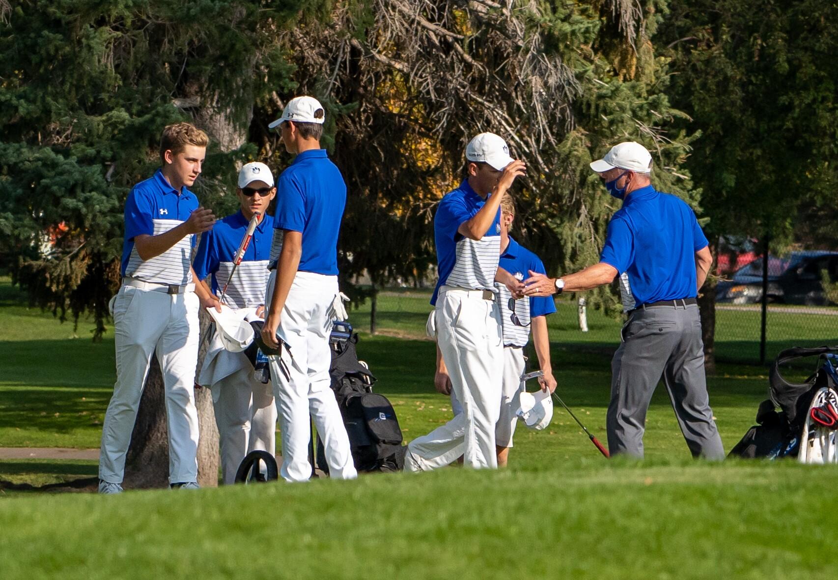 Bozeman Gallatin golf team.jpg