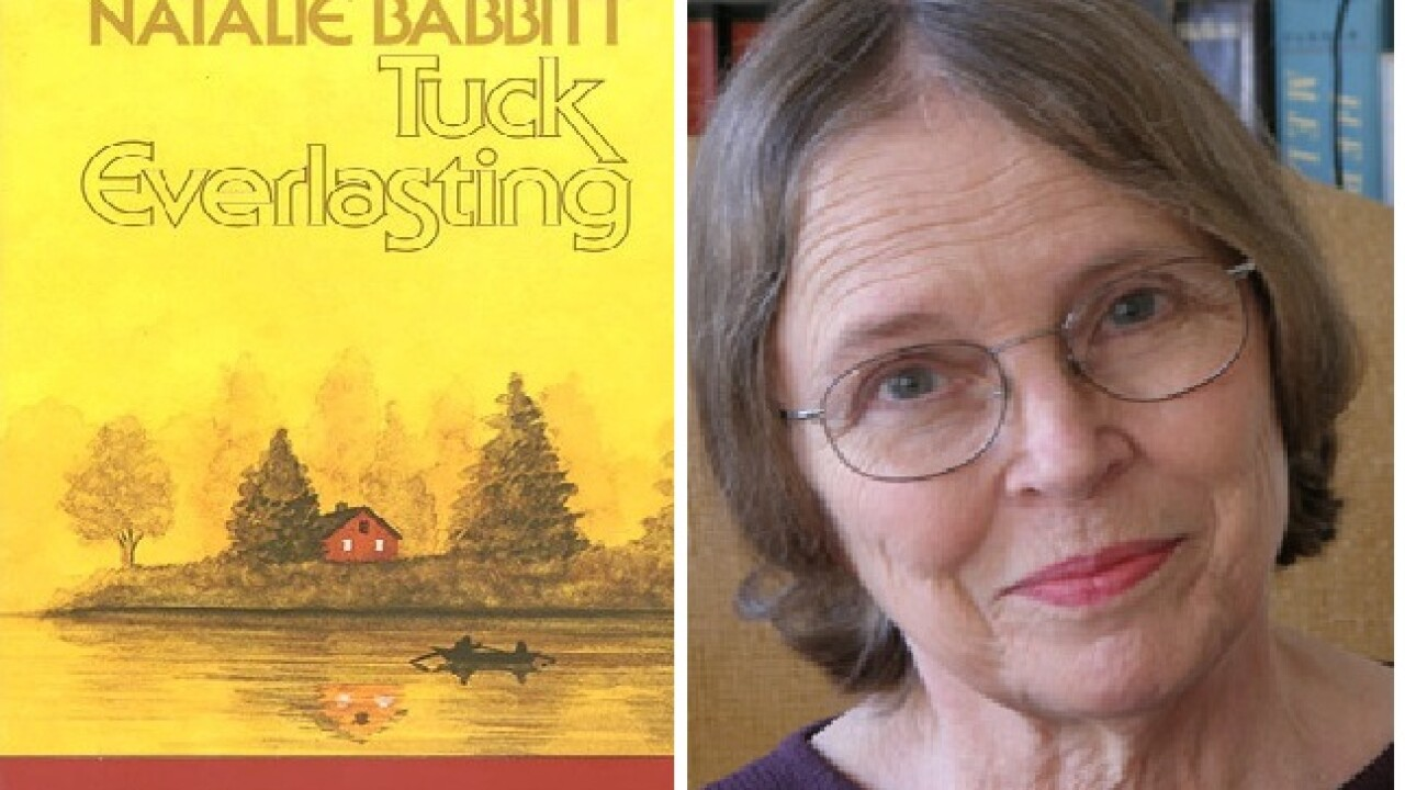 Natalie Babbitt, author of 'Tuck Everlasting,' dies at age 84