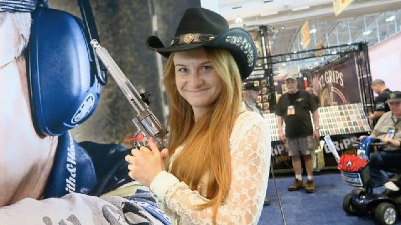 Prosecutors: Butina is flight risk, should stay in jail until trial