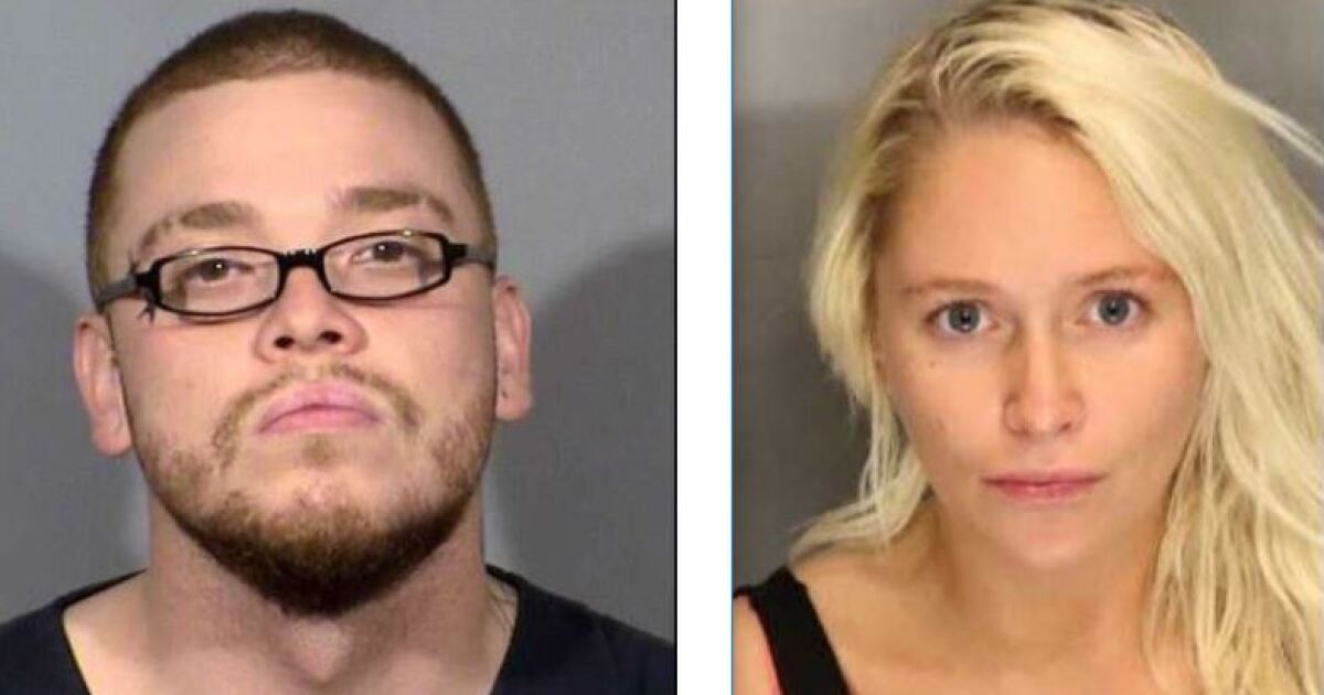 Attorney: 2 indicted in California doctor slaying in Vegas
