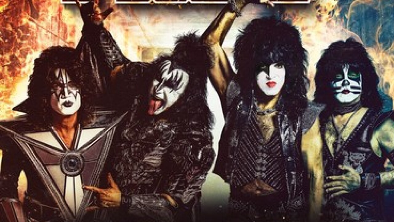 KISS bringing final tour to Las Vegas