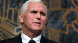 Pence visits Michigan for Schuette fundraiser, tax event