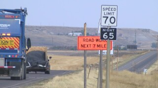 Highway 87 project gearing up, and will likely cause some delays