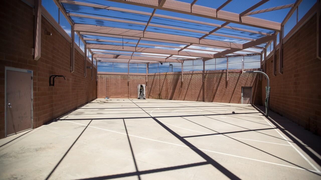 Pima County Juvenile Detention Facility