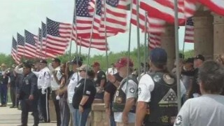 Corpus Christi's Veterans Band holding ceremony for fallen heroes