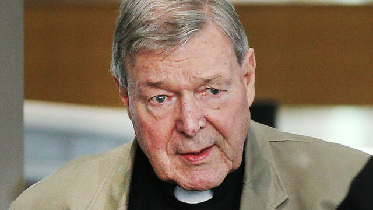 Vatican treasurer Cardinal Pell faces final week of historical abuse hearing