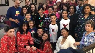 Jeffrey Rosa Family