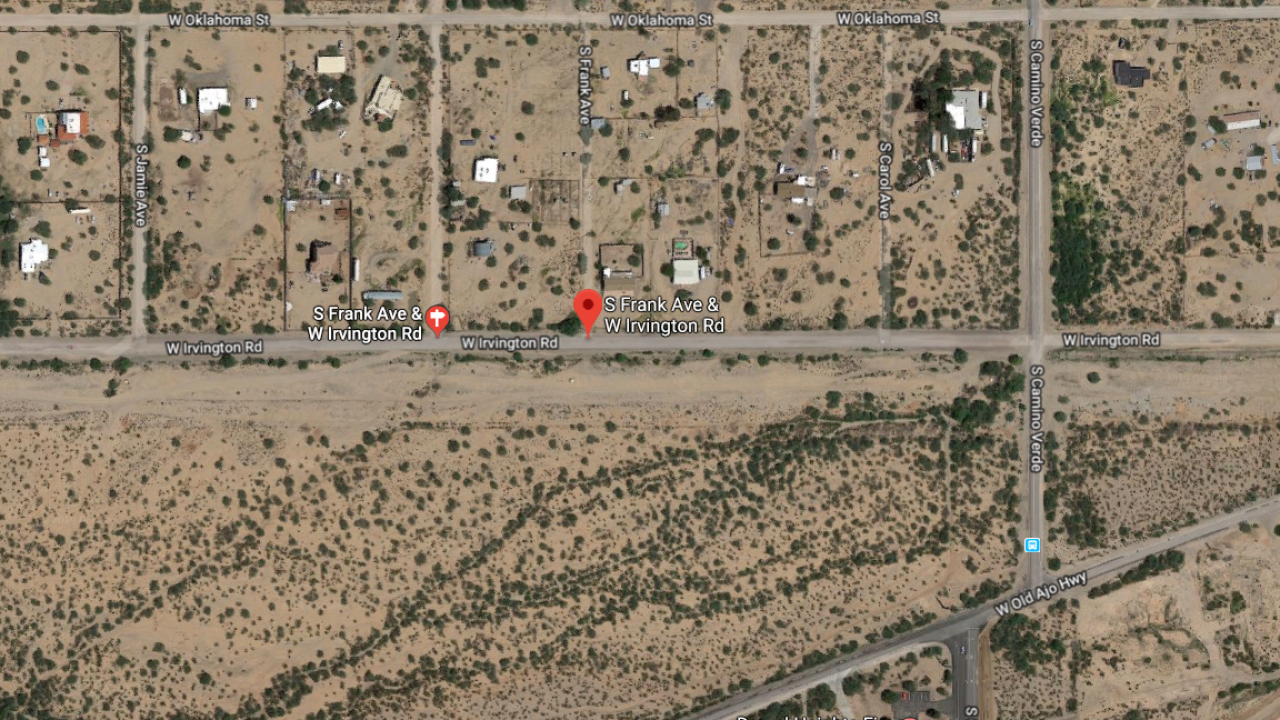 PCSD investigate officer-involved shooting near Irvington Road and Frank Avenue