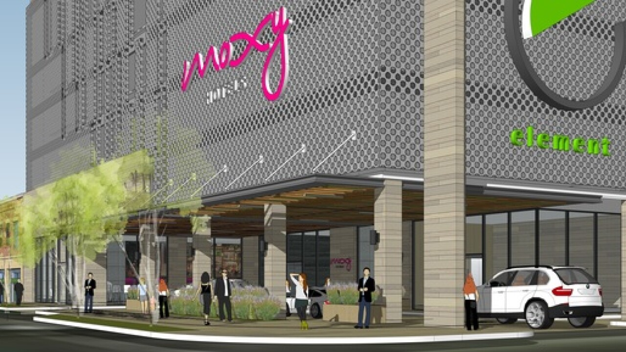Five hotels set for Tucson's downtown