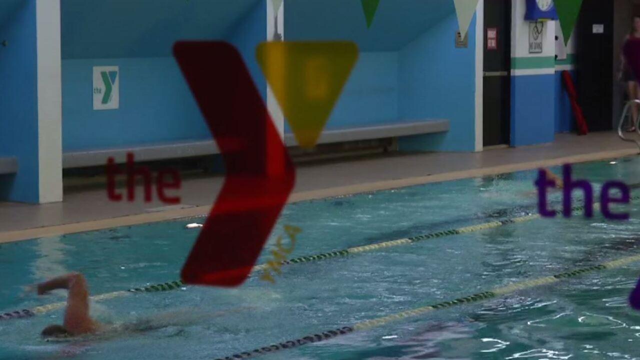 YMCA downtown pool