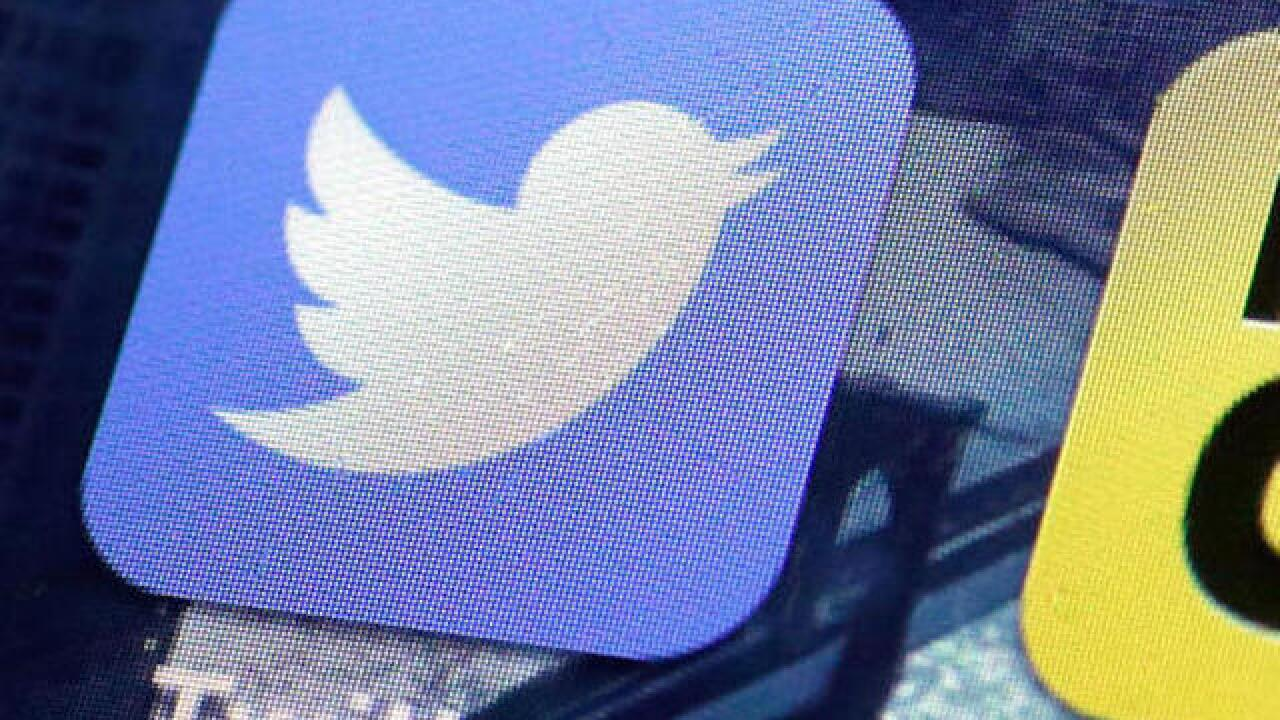 Twitter surges after report that it may be on the block