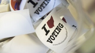 Dead people likely registered for election, voter group says