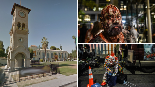 Scare Valley at the Kern County Museum