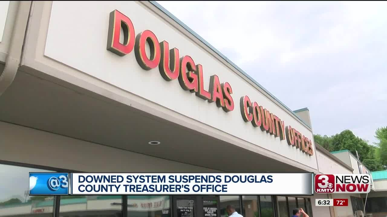 Douglas County Treasurer's Office