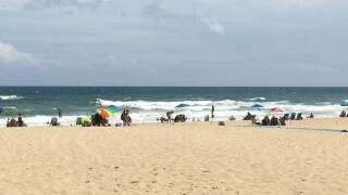 Outer Banks brace for Tropical Depression8