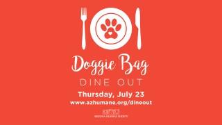 AHS Doggie Bag Dine Out