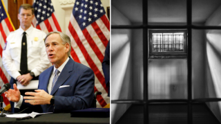Governor Abbott suspending in-person visitations in county and municipal jails