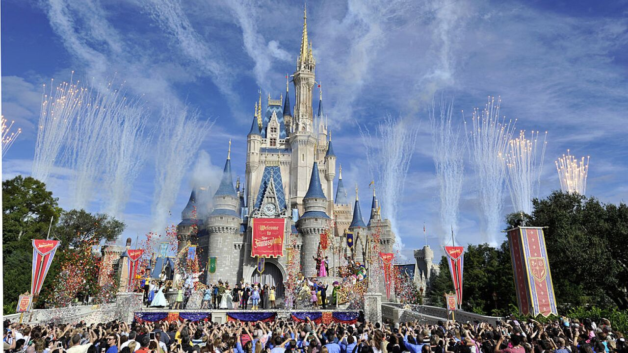 Disney's US theme parks are going vegan