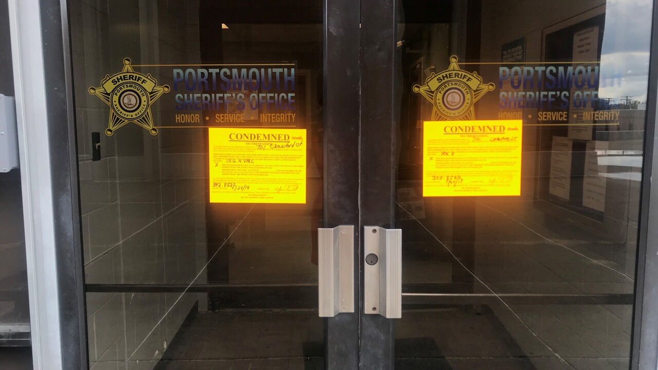 Future of Portsmouth City Jail debated in court hearing