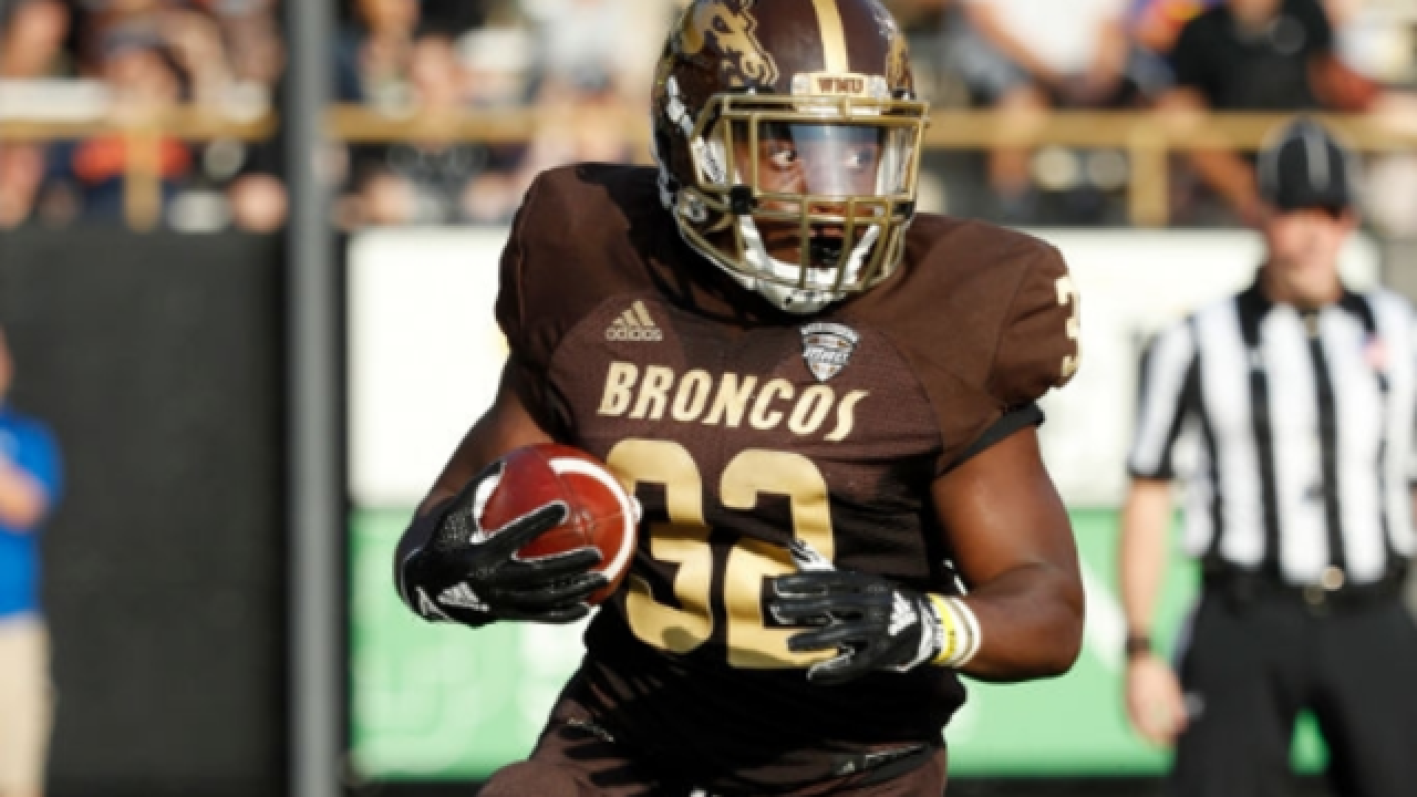 Jamauri Bogan's two late scores give WMU win over Bowling Green
