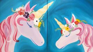 Painting with a Twist (Corpus Christi, TX) - Mommy & Me Unicorn Tea Party! Facebook Page.jpg
