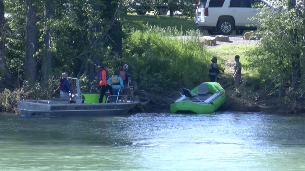 Body of missing man recovered from Flathead River