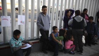 Mexico Immigration Asylum Seekers