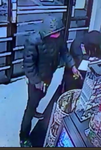 Photos: Portsmouth Police searching for 2 suspects in Tinee Giant armed robbery