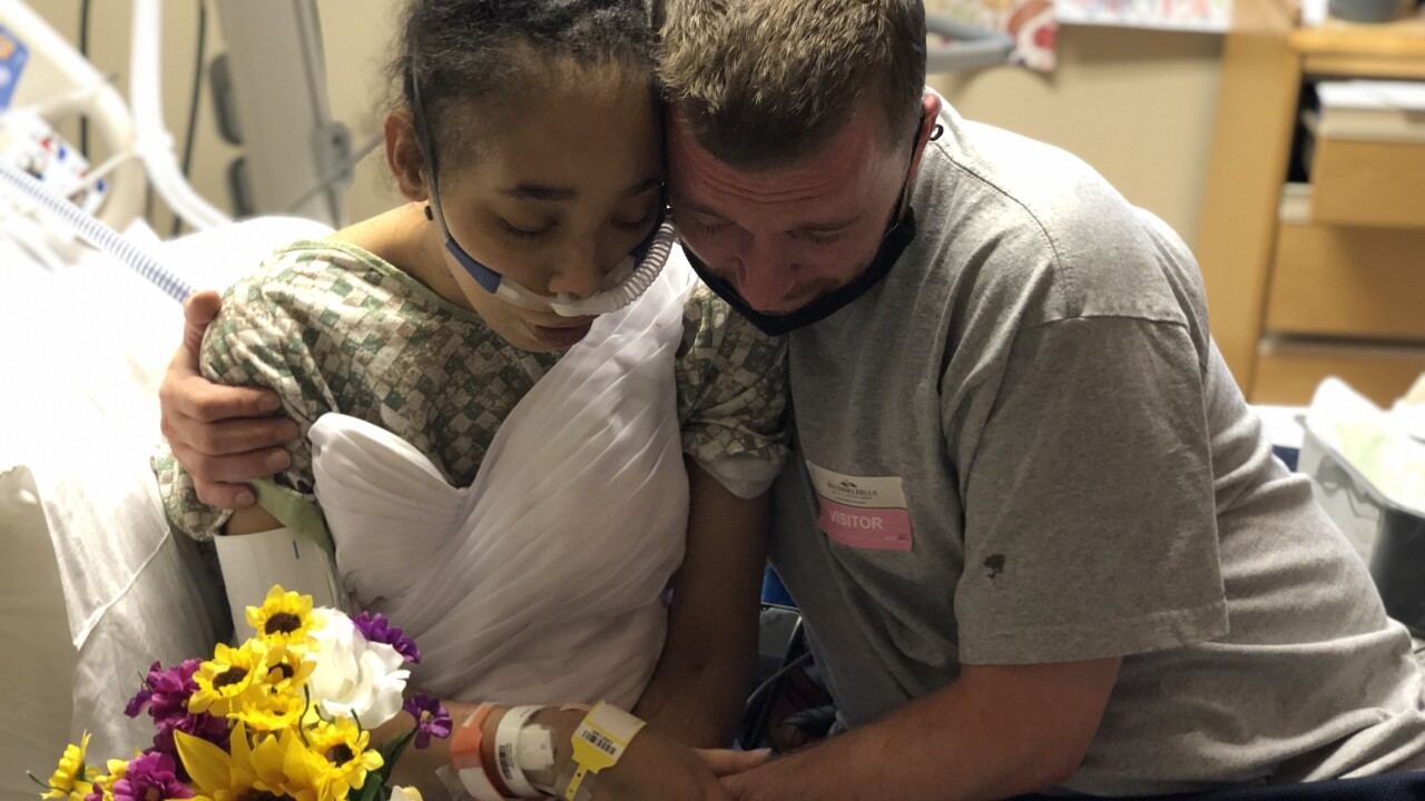 Women with leukemia has dying wish of marrying boyfriend fulfilled
