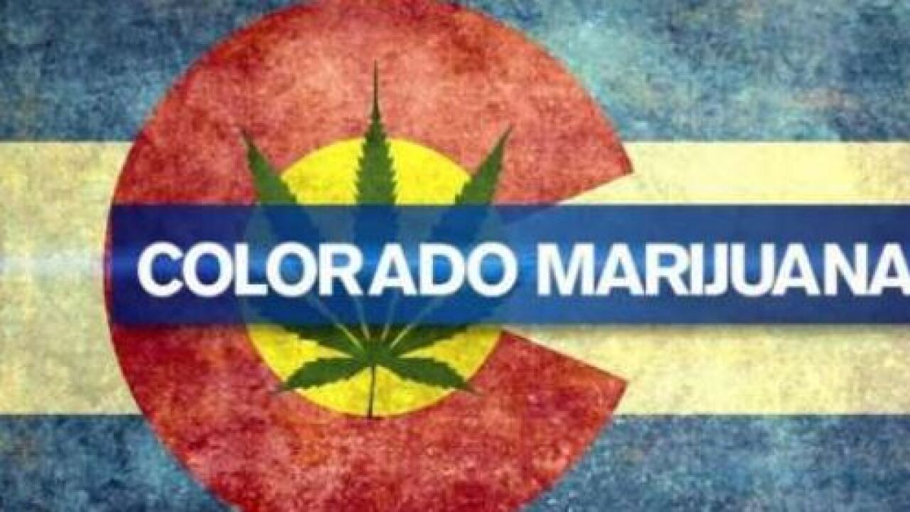 Colorado marijuana