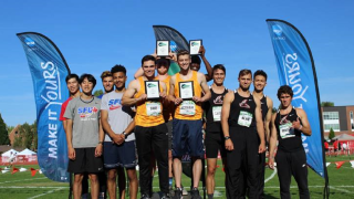 MSU Billings wins 3 GNAC Track and Field titles
