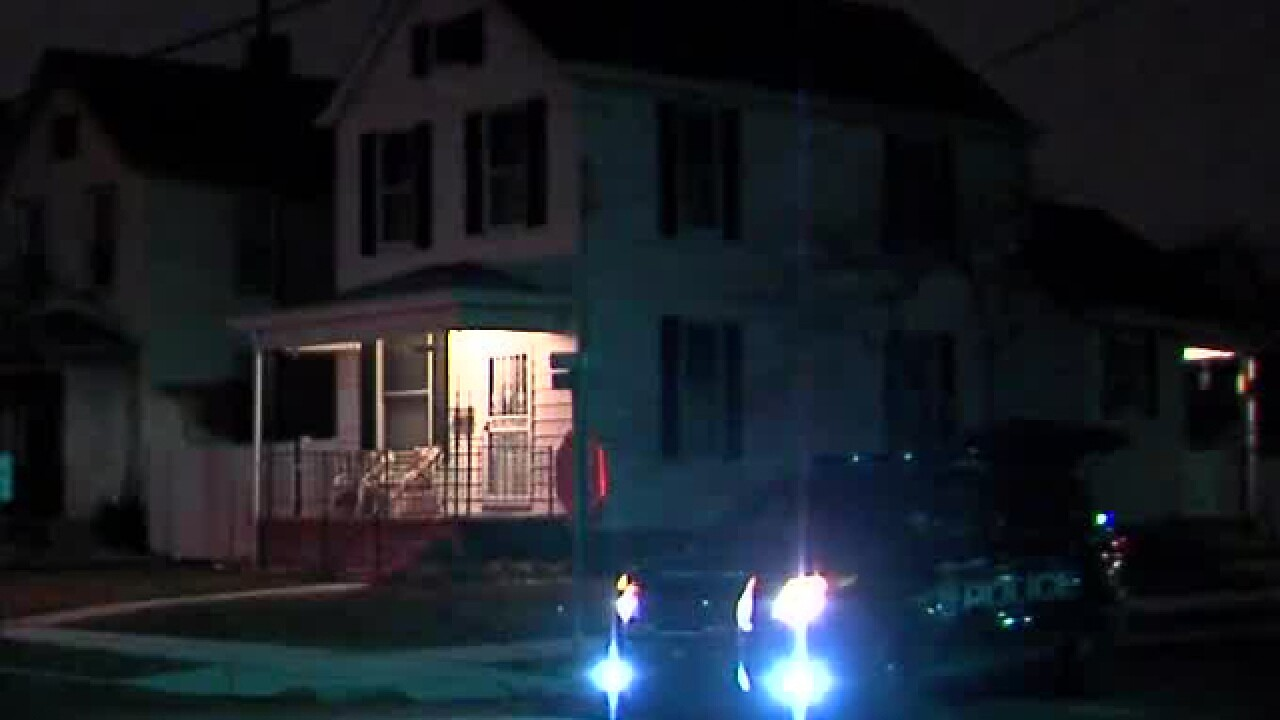 PD: Reading police officer injured by Lockland officer during foot chase