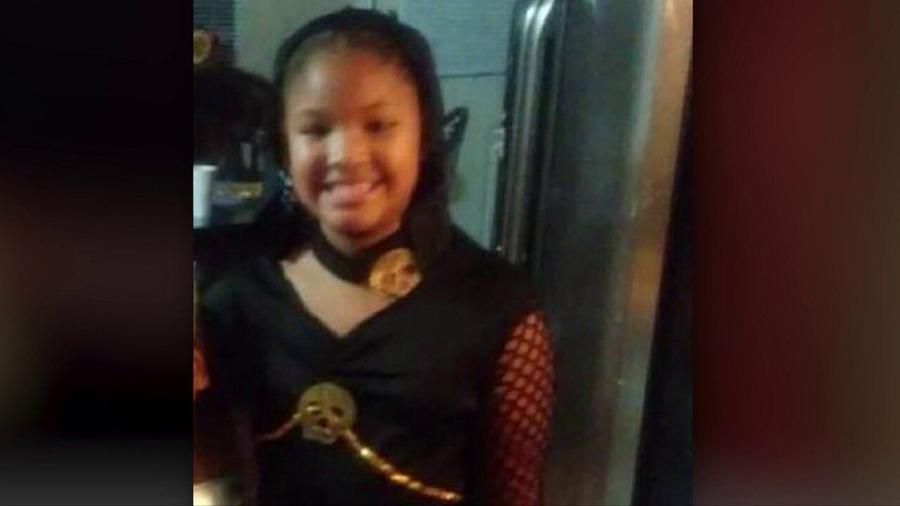 Reward grows to find man who killed 7-year-old Jazmine Barnes