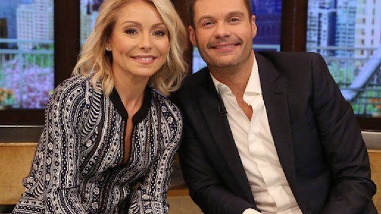 Ryan Seacrest to join 'Live,' sources say