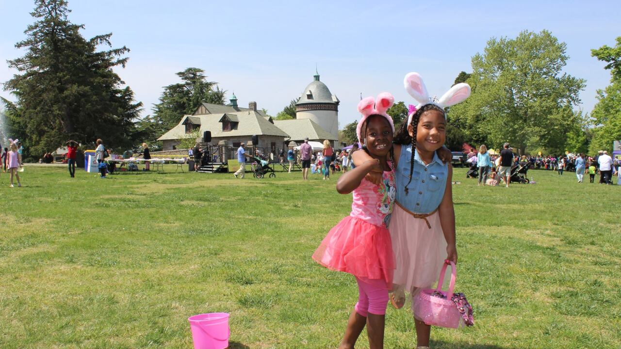Dominion Energy Family Easter at Maymont