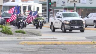 Memorial Torch Motorcycle Ride honors MT native and fallen soldier