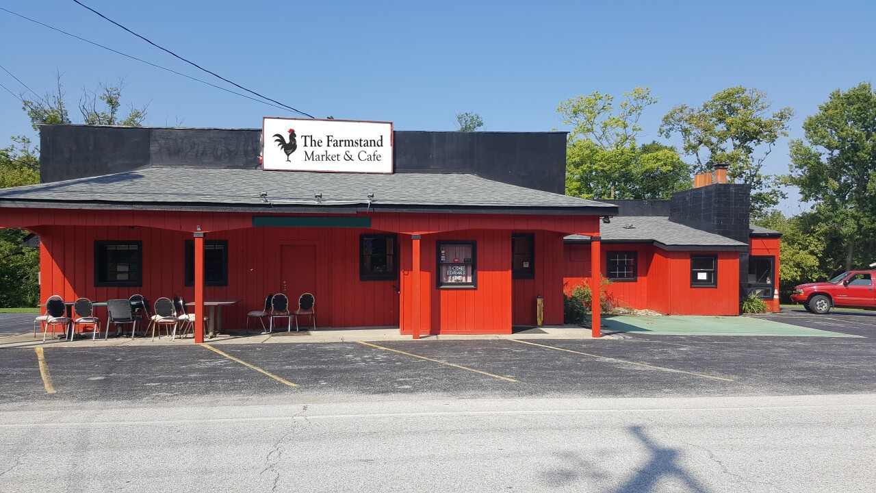 Farmstand Market Cafe Will Soon Serve Its Farm Fresh Fare At