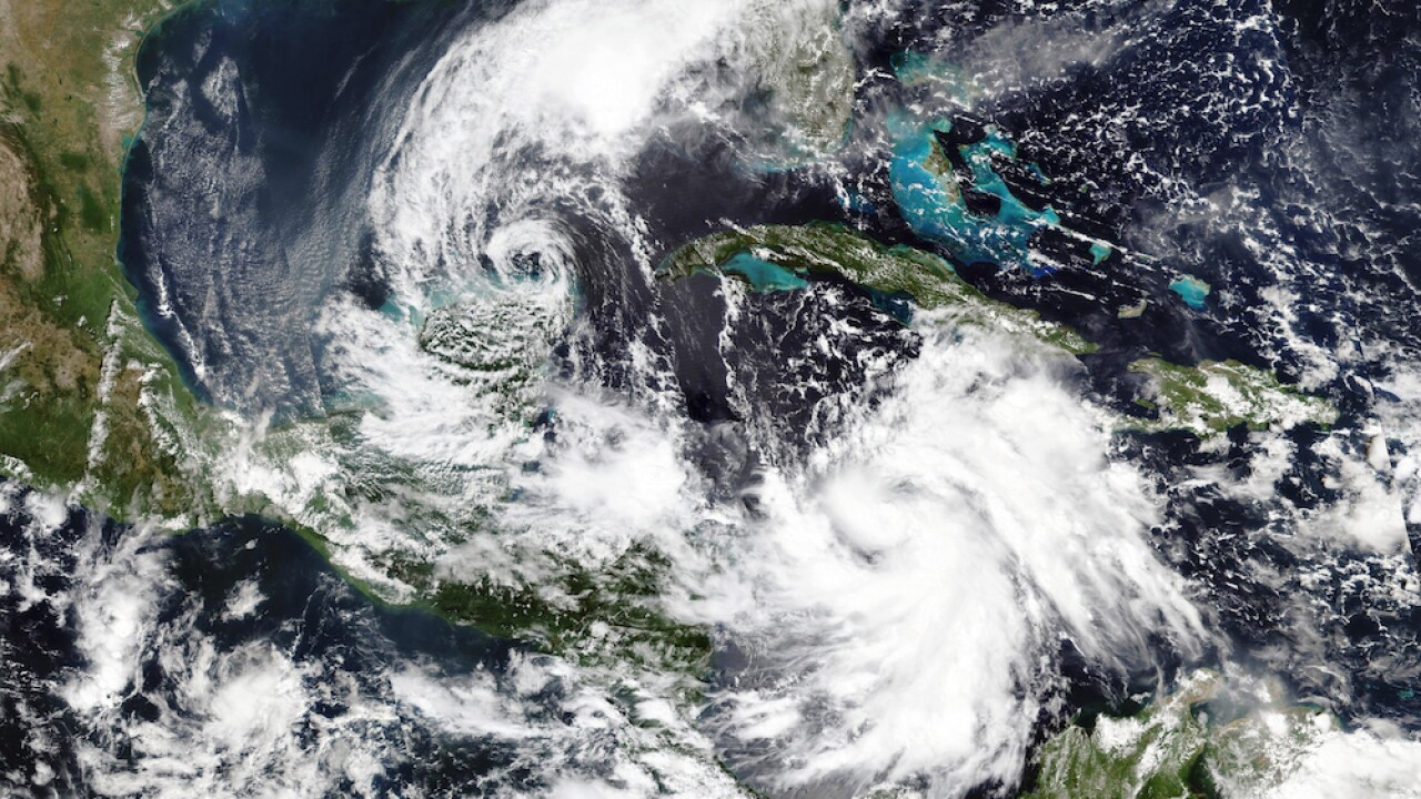 Hurricane Delta to bring 100 mph winds to Yucatan tonight, sights still set on U.S. gulf shore