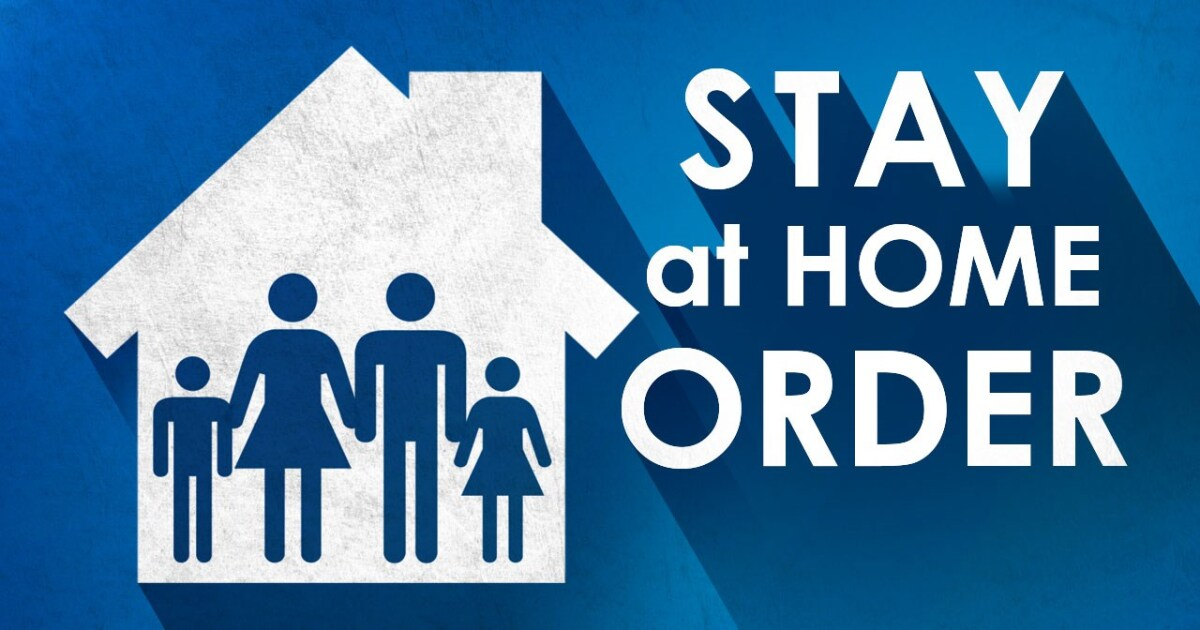 Davis Co. Health Dept. issues mandatory stay-at-home order
