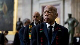 Memorial service to be held for Rep. John Lewis in Alabama hometown Saturday