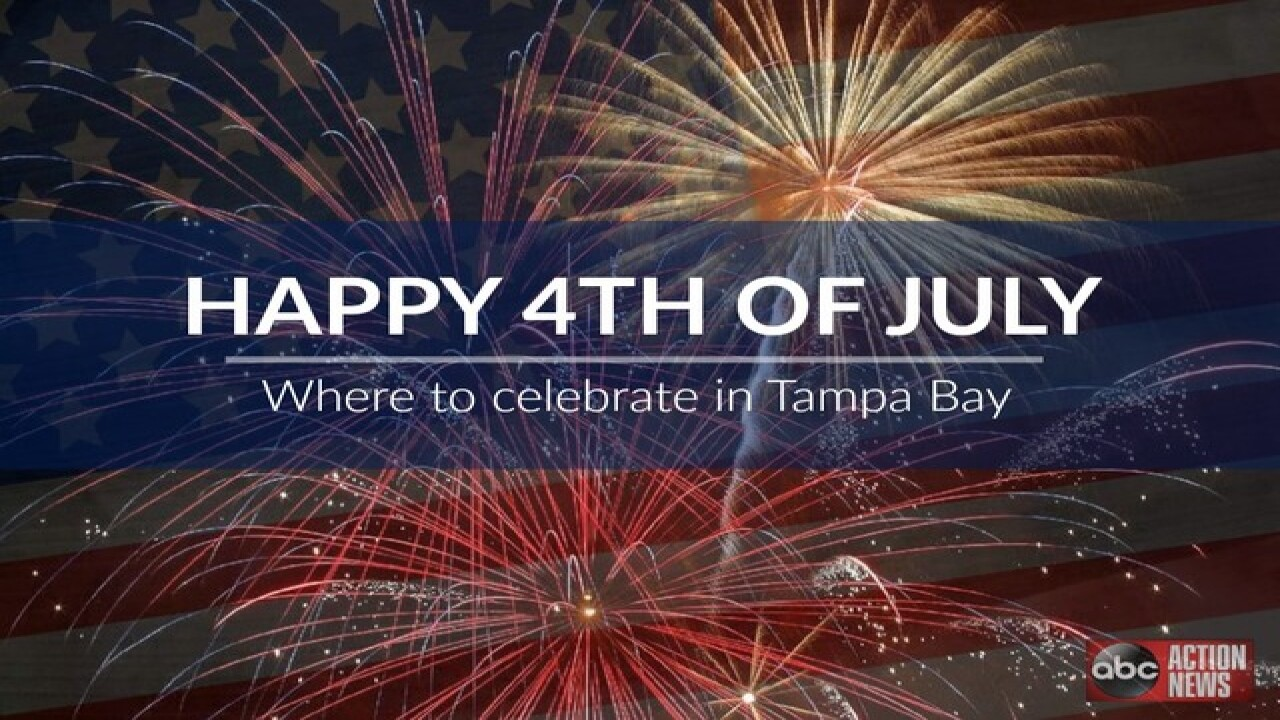 Celebrate the 4th of July in the Bay Area