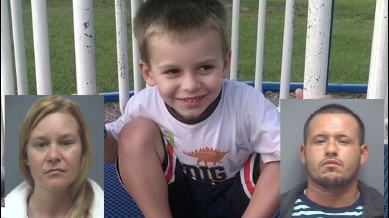 Mother sentenced to 20 years in death of 5-year-old Isle of Wight boy